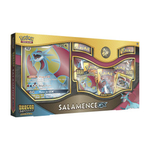 Pokemon TCG - Dragon Majesty Special Collection - Salamence-GX Box