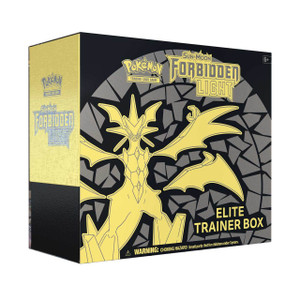 Pokémon: Sun & Moon—Forbidden Light Elite Trainer Box