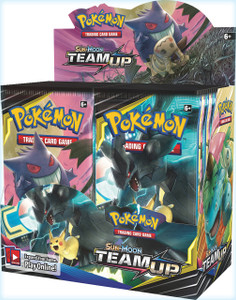 Pokemon TCG - Sun & Moon - Team Up - Booster Box