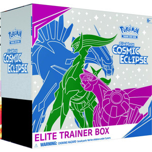 Pokémon: Sun & Moon - Cosmic Eclipse - Elite Trainer Box