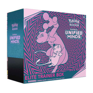 Pokémon: Sun & Moon - Unified Minds - Elite Trainer Box