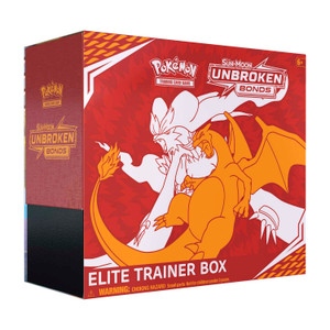 Pokémon: Sun & Moon - Unbroken Bonds - Elite Trainer Box
