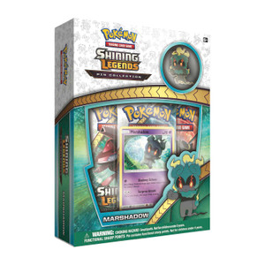 Pokémon TCG: Shining Legends Pin Collection-Marshadow
