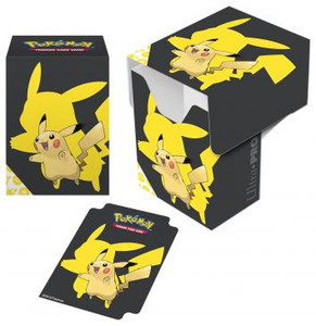 Pokémon Full View Deck Box Pikachu 2019