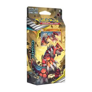Pokémon TCG: Sun & Moon-Cosmic Eclipse Towering Heights Theme Deck
