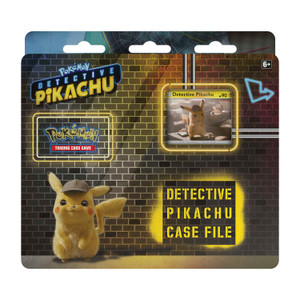 Pokémon TCG: Detective Pikachu Case File