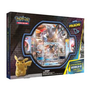 Pokemon TCG Detective Pikachu Greninja GX Special Case File
