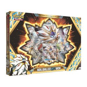 Pokémon TCG: Solgaleo-GX Box