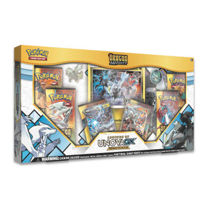 Pokémon TCG: Dragon Majesty Legends of Unova GX Premium Collection
