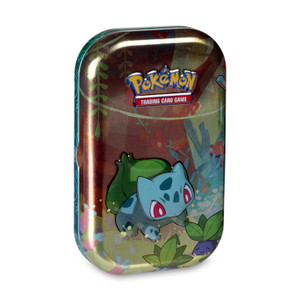 Pokémon TCG: Kanto Friends Mini Tin (Bulbasaur)