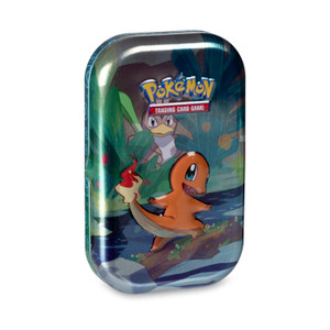 Pokémon TCG: Kanto Friends Mini Tin (Charmander)