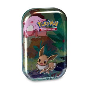 Pokémon TCG: Kanto Friends Mini Tin (Eevee)