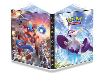 Pokemon- Ultra Pro 4-Pocket Portfolio Latios and Deoxys
