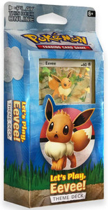 Pokemon TCG: Let's Play , Eevee Theme Deck