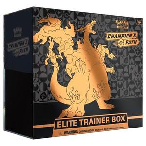 Pokemon TCG: Champion's Path Elite Trainer Box