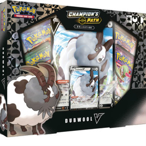 Pokemon TCG: Champion's Path Collection Dubwool V