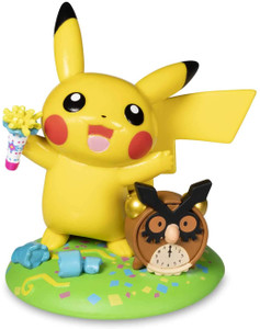 A Day with Pikachu: Ringing in The Fun