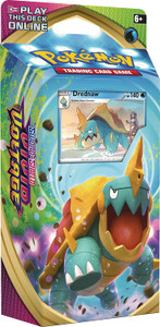 Pokémon TCG: Sword & Shield-Vivid Voltage Drednaw Theme Deck