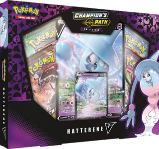 Pokemon TCG: Champion's Path - Hatterene V