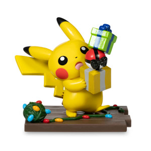 Pokémon Holiday: Pikachu Figure by Funko