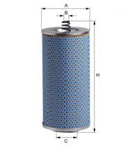 MAN Oil Filter 51.05504.0104K
