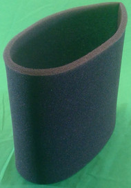 SP2740 Foam Wrap for the standard 300mm filter. Extends the filter life .