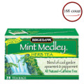 Bigelow Mint Medley Herbal Tea 168 Bags