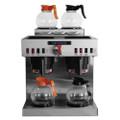 Newco GKDF-4 Dual Satellite Coffee Maker