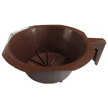 Bloomfield 8942-6 Coffee Maker Filter Basket Brown
