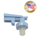 Tomlinson Blue Touchguard Faucet Upper Assembly