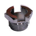 Newco Fill Basin Slotted Hex Nut