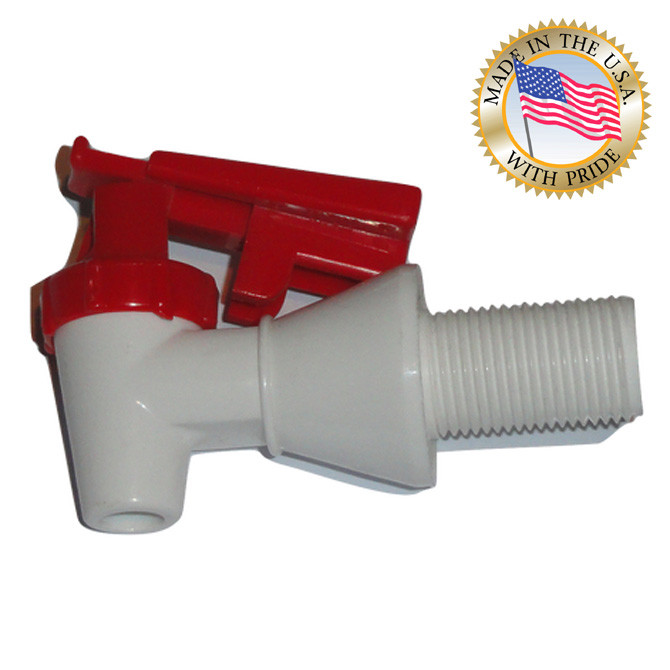 Tomlinson 1014663 Child Proof Water Cooler Faucet Assembly