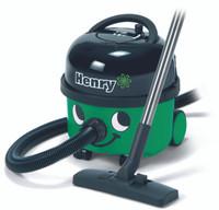 Henry Aspirateur en vert
