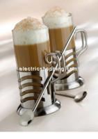 La cafetière vague Latte 2 tasse Gift Set