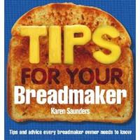 Livre : Conseils pour votre machine à pain (broché)