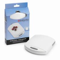 Brabantia Balance de cuisine numérique en blanc