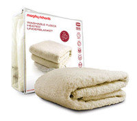 Morphy Richards Underblanket 6000002 toison double chauffé
