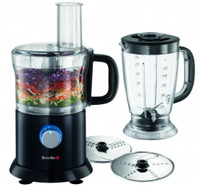 Breville VFP056 Pro-Kitchen Black Food Processor