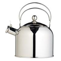 KitchenCraft classique en acier inoxydable bouilloire sur la cuisinière