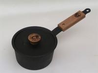 Fonderie de Netherton Fonte une casserole de 6 pouces