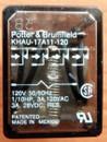 POTTER & BRUMFIELD KHAU-17A11-120 U 3A 120V 14P 14 USED