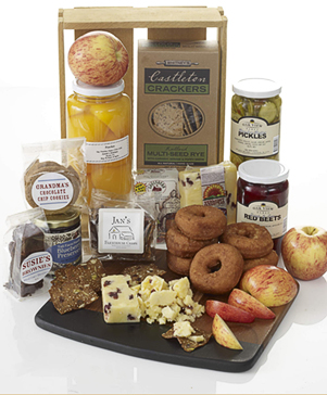 Back to the farm gourmet gift box