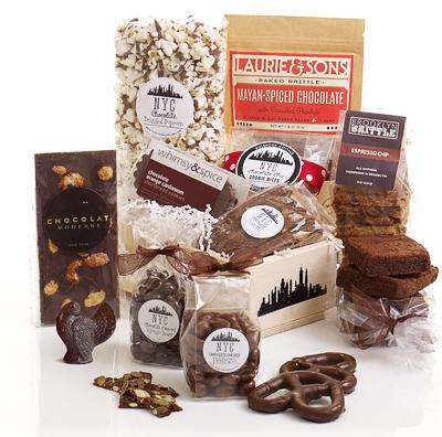 NYC Chocolate Gourmet Gift Box
