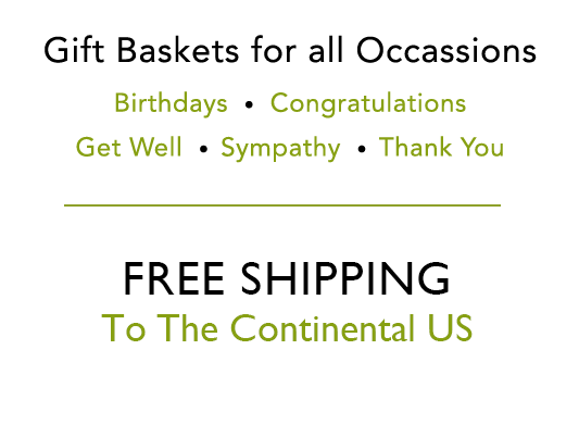 Gift Baskets for all Occassions