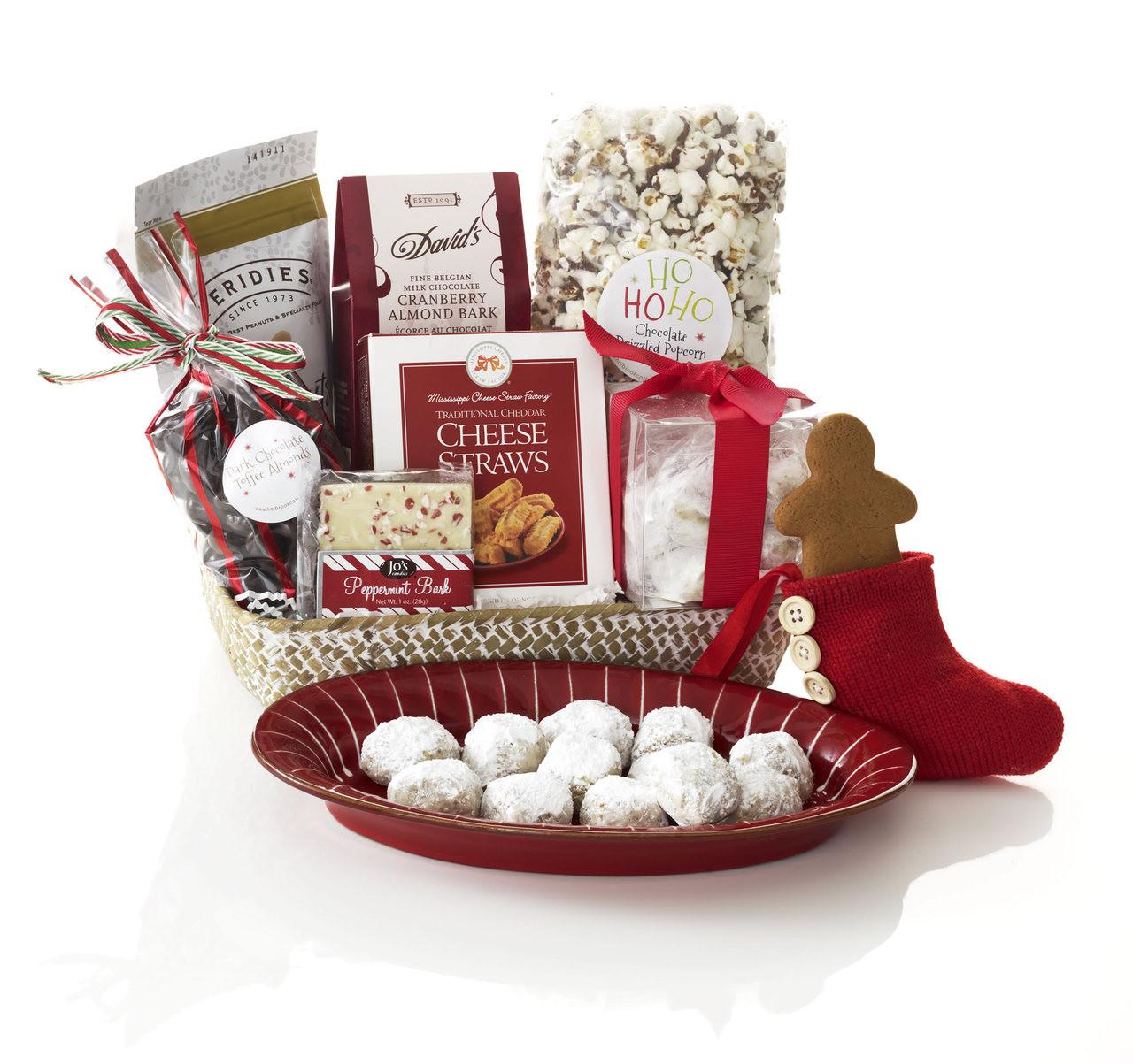 Best Christmas Gift Baskets.Best Christmas Classics Gift Basket