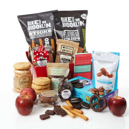 Big Apple Artisan Gourmet Food Gift Basket