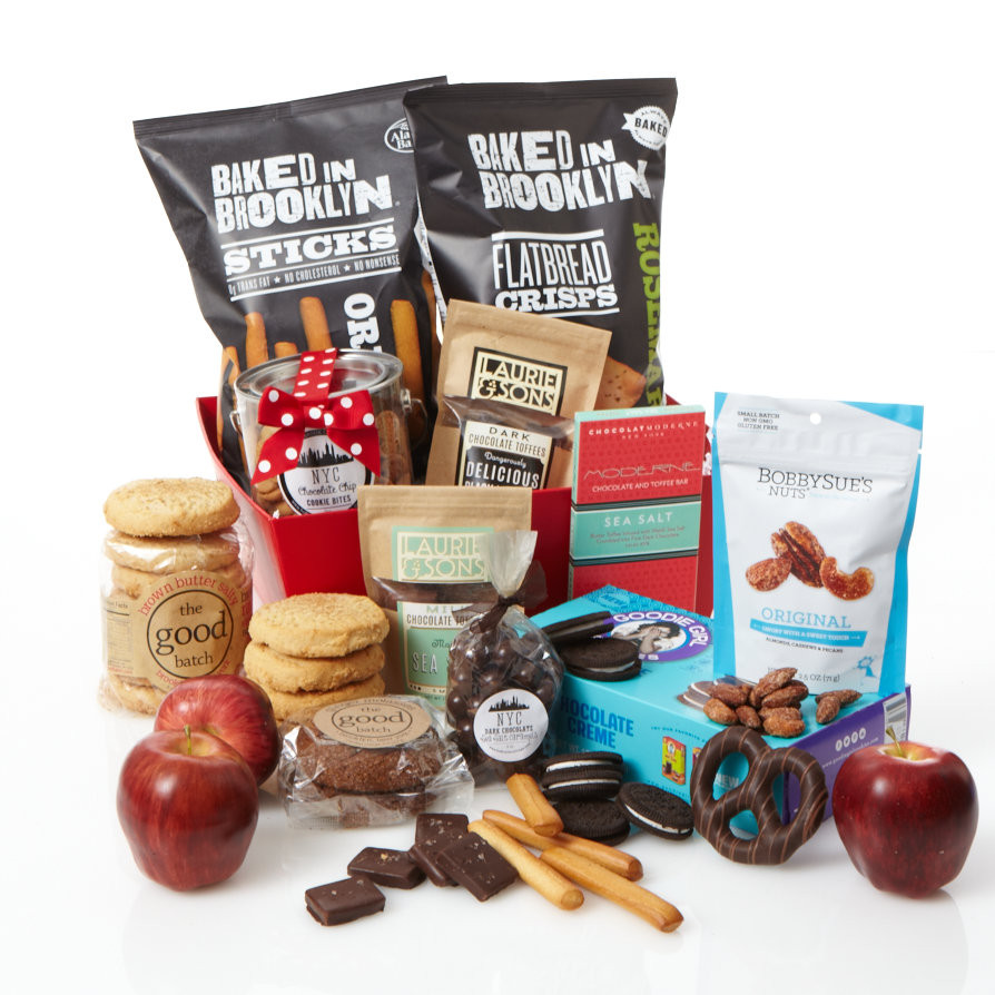 Big Apple Artisan Gourmet Basket