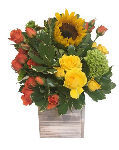 Marvelous Perfection fresh flower arrangement