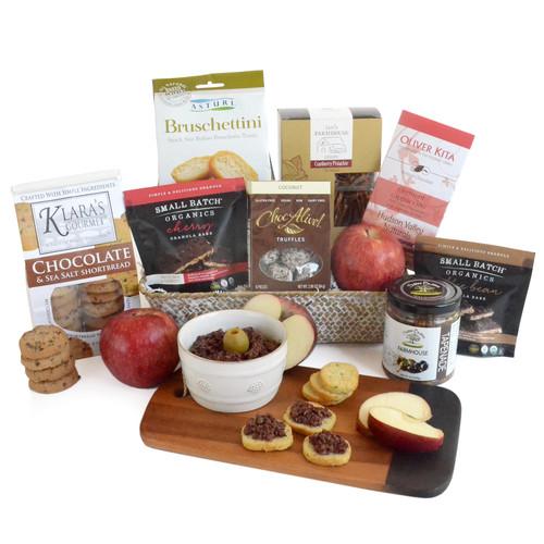 Comfort Food Sympathy  Gift Basket
