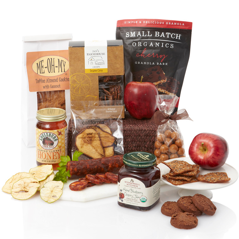 The Ploughman's Gourmet Farm to Table Basket